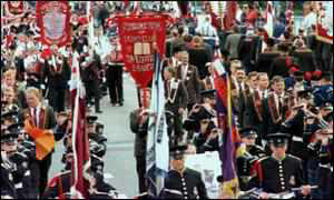 The Apprentice Boys in Londonderry