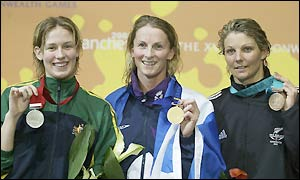 Alison Sheppard sprints into Scotland's sporting history books