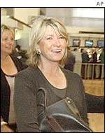 Martha Stewart, chairman and chief executive of Martha Stewart Living Omnimedia