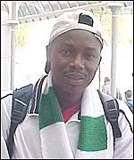 Nigerian judo player Enobakharoe Iyagbaye hopes to visit Manchester again