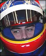 Fernando Alonso starred for Minardi last season