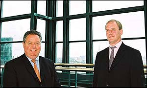 Nigel Thomas and George Lucraft are two high profile departures