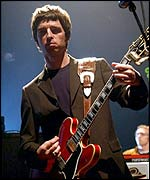 Oasis' Noel Gallagher