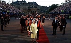 Queen at Jubilee