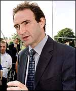 Celtic manager Martin O'Neill