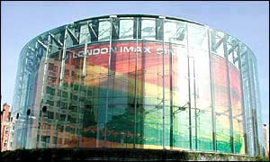 Imax Cinema in London