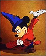 Mickey Mouse in Fantasia 2000