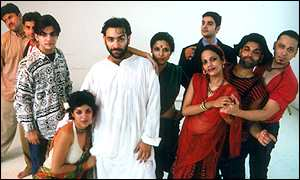 The cast of Yeh Hai Mumbai Meri Jaan