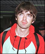 Noel Gallagher in 1996