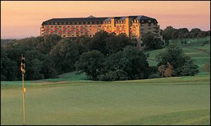 The Celtic Manor Resort in Newport, South Wales
