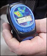 The Wherify GPS Personal Locator