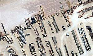 Al Udeid base, Qatar [Picture: DigitalGlobe / Global Security.org]