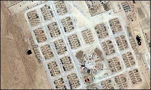 Al Udeid base, Qatar [Picture: DigitalGlobe/ Global Security.org]