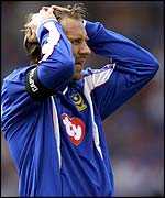 Paul Merson joined Portsmouth from Aston Villa