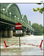 Flood, Germany