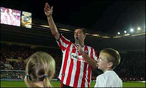 Matt Le Tissier enjoyed an emotional testimonial in May