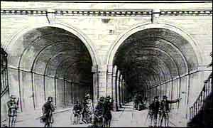 The Thames Tunnels