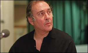 Playwright Harold Pinter