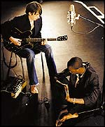McAlmont and Butler - copyright EMI/Chrysalis