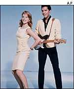 Elvis starred in Viva Las Vegas with Ann-Margret
