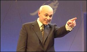 Iain Duncan Smith at Tory conference