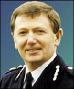 Chief Constable Willie Rae