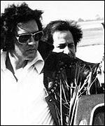 Elvis and Esposito travelled widely together