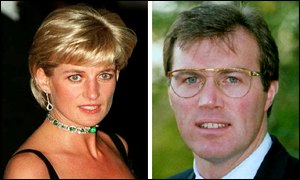 Diana, Princess of Wales and Andrew Morton