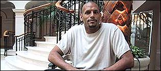 Basketball player, John Amaechi