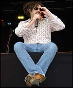 Counting Crows singer Adam Duritz