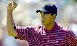Tiger Woods fails to win his second consecutive Major