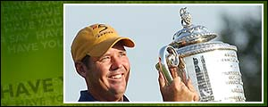 Rich Beem's victory surprised many golf fans