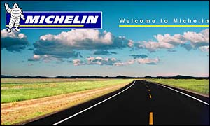 Michelin website