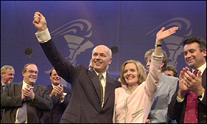 Conservative Party Conference 2001