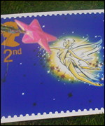 Tinkerbell stamps