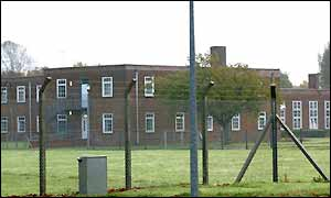 Oakington asylum seeker accommodation centre