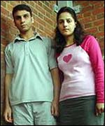 Farid and Feriba Ahmadi