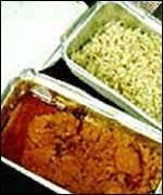 Curry trays