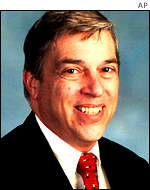 Admitted spy Robert Hanssen