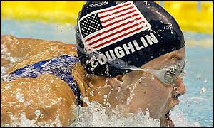 World record holder Natalie Coughlin