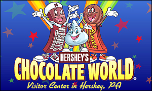 Hershey's Chocolate World image