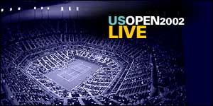 Game-by-game action from the US Open