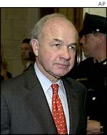 Former Enron CEO Kenneth Lay