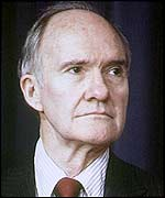 The former US National Security Adviser, Brent Scowcroft