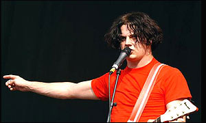 Jack White - The White Stripes