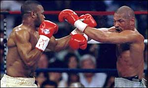 american roy jones v virgil hill