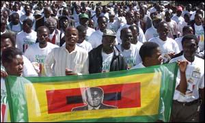 Zanu supporters