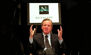James Barksdale led Netscape's browser battles
