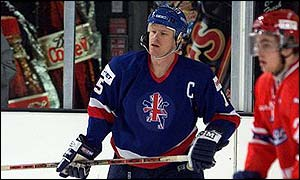 Great Britain captain David Longstaff