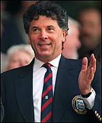 Arsenal's David Dein